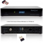 Preview: Mut@nt Digital Technology HD60 4K UHD E2 Linux + Android DVB-S2x Sat Receiver inkl. 150Mbit W-Lan USB Stick