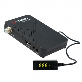 OCTAGON SX8 ONE MAGIC Mini Full HD DVB-S2 Multistream FTA Sat Receiver