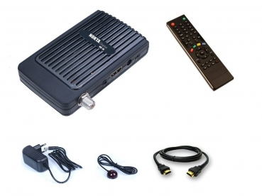 NOKTA DIGITAL HD-10 Mini HDTV Satelliten Receiver HD mit USB + IR Sensor
