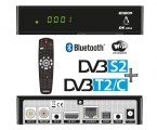Edision OS nino+ DVB-S2/C/T2 Full-HD Combo-Receiver H.265 Bluetooth & WLAN on Board